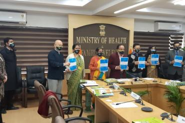 Release the key findings for 22 States/UTs included in Phase-l of National Family Health Survey (NFHS-S) by Dr. Harsh Vardhan, Honourable Union Minister for Health & Family Welfare.